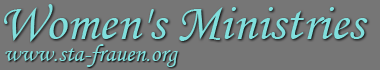 Logo Women's Ministries